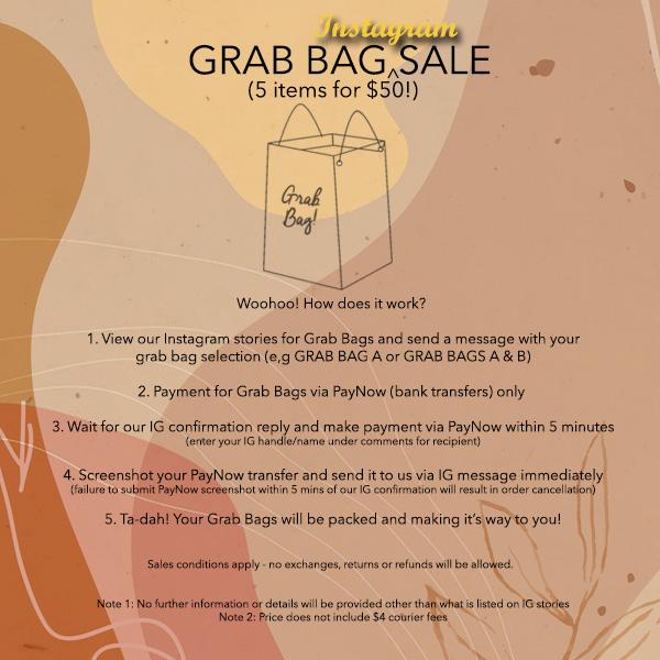 grab bag ig sale